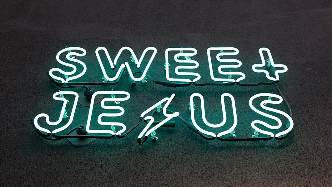 Sweet Jesus Neon